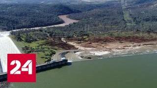 Разрушающаяся плотина Оровилл в США: эксперты предупреждали о её прорыве