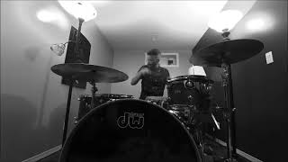 Young & Unafraid - The Moth & The Flame Drum cover by KREJG.DRUM
