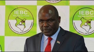 Kenyans react to IEBC commissioners' security withdrawal