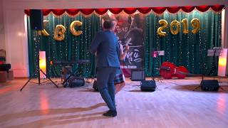 Korea Blues Camp 2019 | Teacher's performance : Nick & Grace