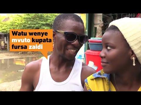 Watu wenye mvuto kupata fursa zaidi | Kona ya vichekesho na Masai & Mau - Minibuzz