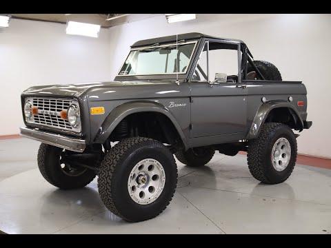 1976 Ford Bronco (CC-1367682) for sale in Denver , Colorado