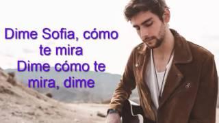 Alvaro Soler - Sofia (Free Lyrics)