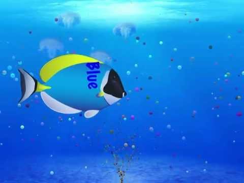 Screenshot of video: Baby Aquarium