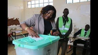 Mama Ida Odinga narrates historical significance of Kibra By-election