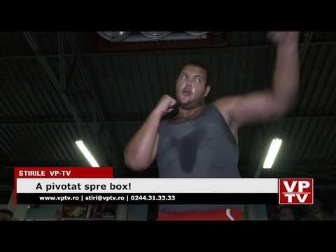 A pivotat spre box!