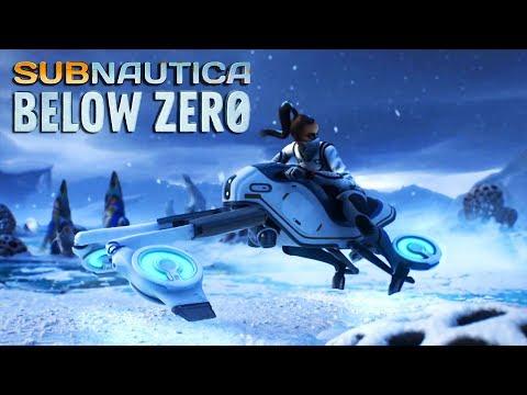 MEGAdobrá vznášedlová motorka ! - Subnautica: Below Zero - díl 9 - Nakashi