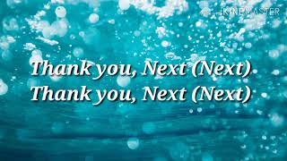 Ariana Grande{Thank You Next}