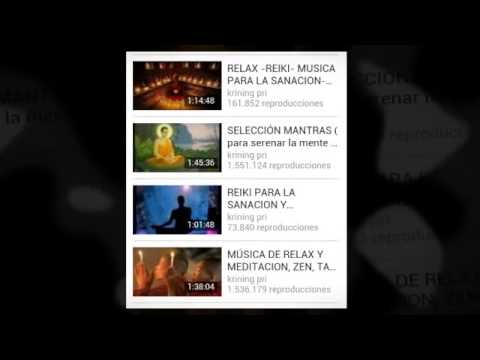 Video of Relaxation Meditation Yoga