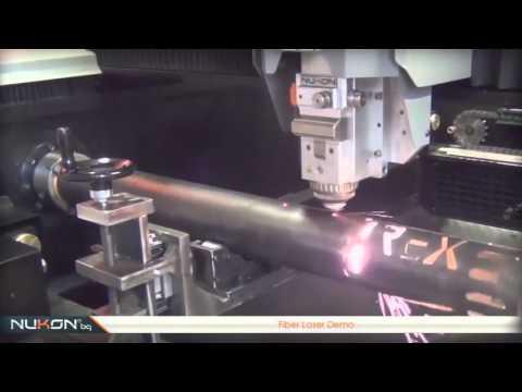 NUKON Fiber Laser Teaser