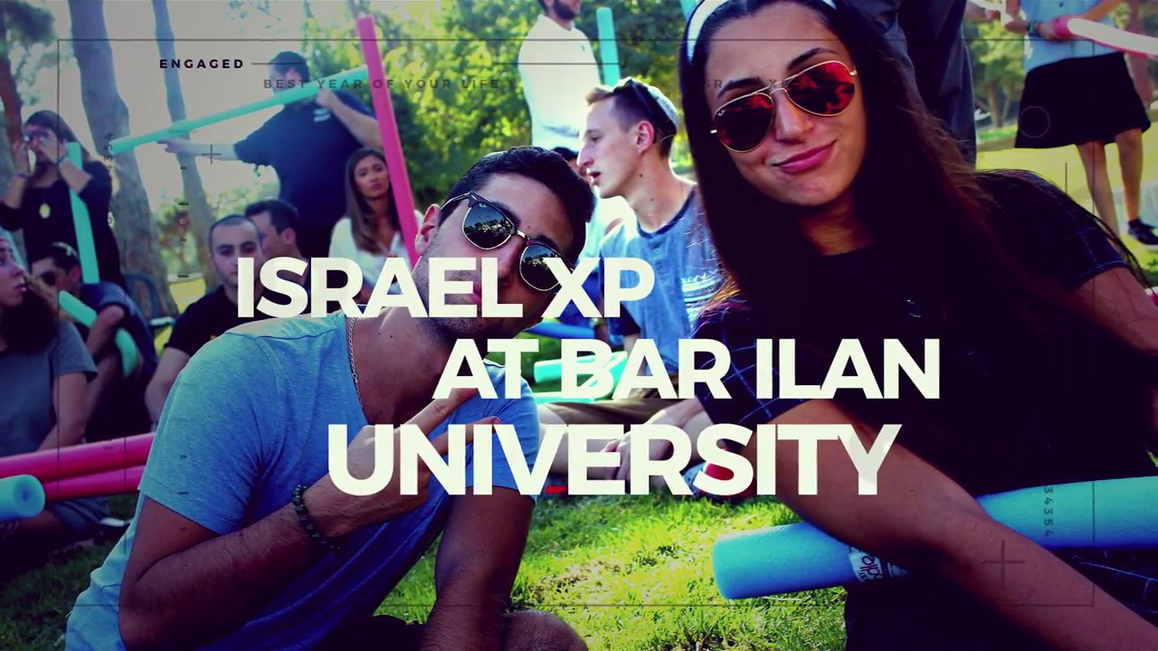 Israel XP at Bar-Ilan University