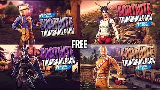 Fortnite Thumbnail Template Download म फ त ऑनल इन