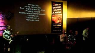 In The Secret - Chris Tomlin cover 4-17-11