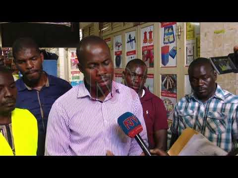 EBICUPULI MU BY'OBULIMI: E Kampala kasooli n'eddagala biboyeddwa