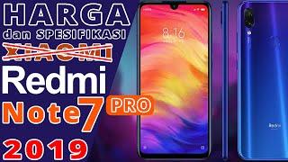 Redmi Note 7 Pro 2019 Harga dan Spesifikasi