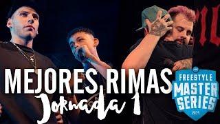 Las MEJORES RIMAS De La PRIMERA JORNADA De La FMS ARGENTINA 2019 | Jornada 1 - FMS Córdoba