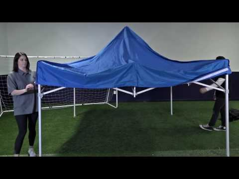 GAZEBO TENT INSTALLATION