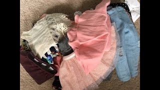 All Of My American Girl Doll Clothes! {2017}