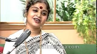 Sromona Chakraborty sings 'Zindagi Ke Safar Me Guzar Jate