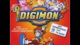 "Video thumbnail of ""Digimon Adventure Soundtrack -12- Vertrau mir (German/Deutsch)"""