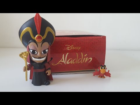 Funko Pop!  5 Star - Aladdin - Jafar  Disney