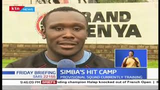 Simba Rugby team ready to tackle Ugandan side