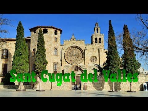 Sant Cugat del Valles ☕ HD 1080p50