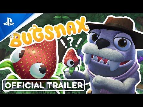 Trailer de Bugsnax