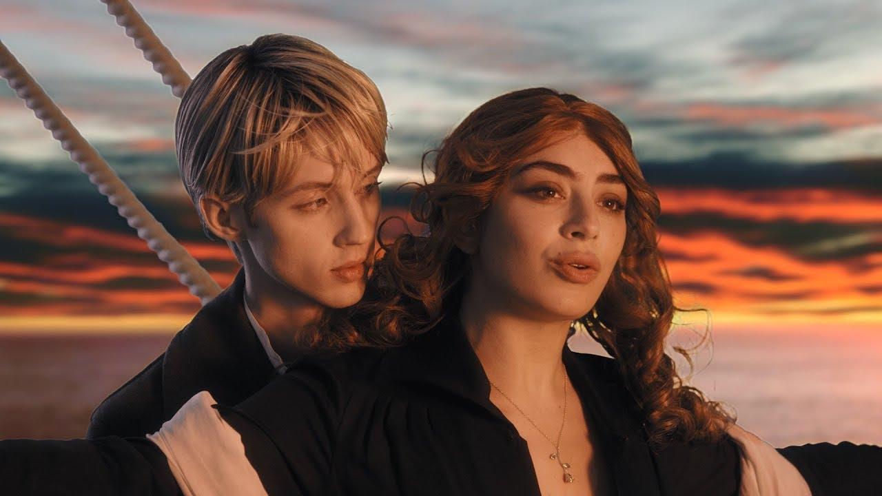 Charli XCX & Troye Sivan — 1999