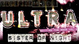 Depeche Mode - Sister Of Night (Kaiser Night Duet Remix 2011)