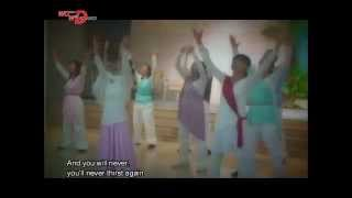 JC worship dance 워쉽댄스 - you'll never thirst again