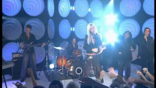 Sarah Connor   Living to love you  Live   Top of the Pops 2004