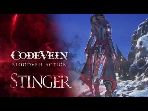 Trailer Stinger de Code Vein