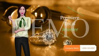 3D Talking Avatars for business and website promotion on the Internet. ============================================================= Order your video in English at the link: