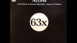 DJ Misjah & DJ Tim - Access (Justin Bourne & Dynamic Intervention Remix) .wmv