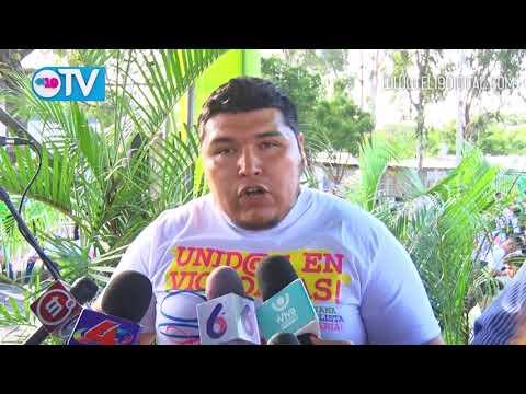Juventud Sandinista apoya acciones del Gobierno para combatir siniestro en Indio Maíz