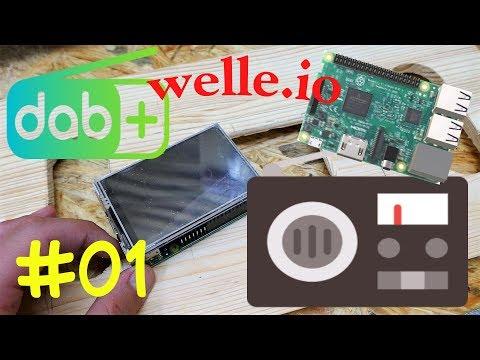 DAB+ Radio selber bauen mit Raspberry Pi, SDR Stick, welle.io - #01 Gehäuse