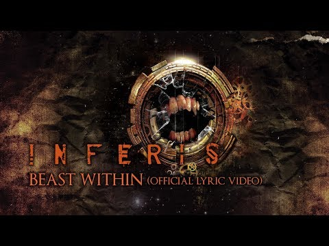 Inferis - Beast Within (Official Lyric Video)