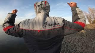 Рыболовный костюм fisherman из мембраны