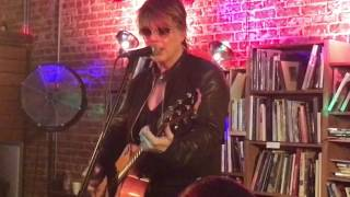 <b>John Rzeznik</b> Of Goo Goo Dolls  Live At Fingerprints 4/22/2017 Long BeachCA  Record Store Day