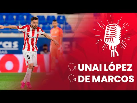 🎙 Unai López & Óscar de Marcos | post SD Huesca 1-0 Athletic Club | J36 LaLiga 2020-21