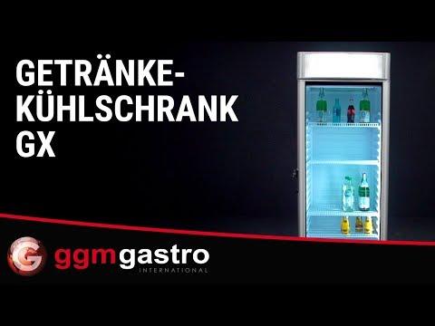Getränkekühlschrank GX - GGM Gastro