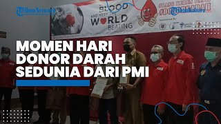 Momen Hari Donor Darah Sedunia, PMI Kota Tarakan Gelar Perayaan Sederhana