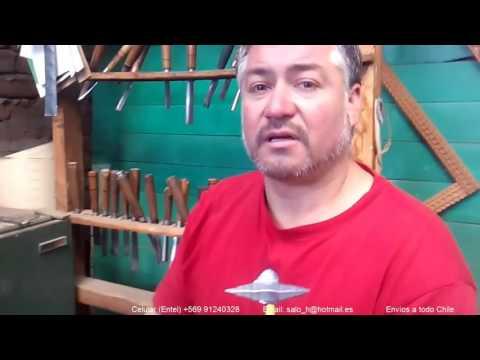 Consejos: Tipos de madera y uso correcto de las gubias
