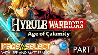 Hyrule Warriors: Age of Calamity (The Dojo) Let's Play - Part 1