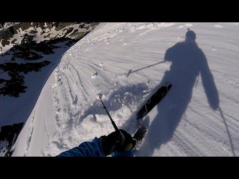 Freeheel steep skiing –  Meidjo versus Rottefella Freedom