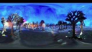 """Video thumbnail of """"I SEE STARS - Running With Scissors (360° Visual)"""""""