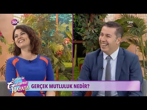 Açelya ile Gülümse Hayata - 360 TV - Ziya Şakir Yılmaz