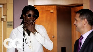 2 Chainz Stays in a $25K a Night Hotel that Comes with a Maybach | Most Expensivest Sh*t | GQ