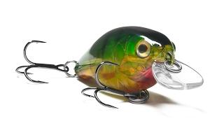 Воблер strike pro batfish 50